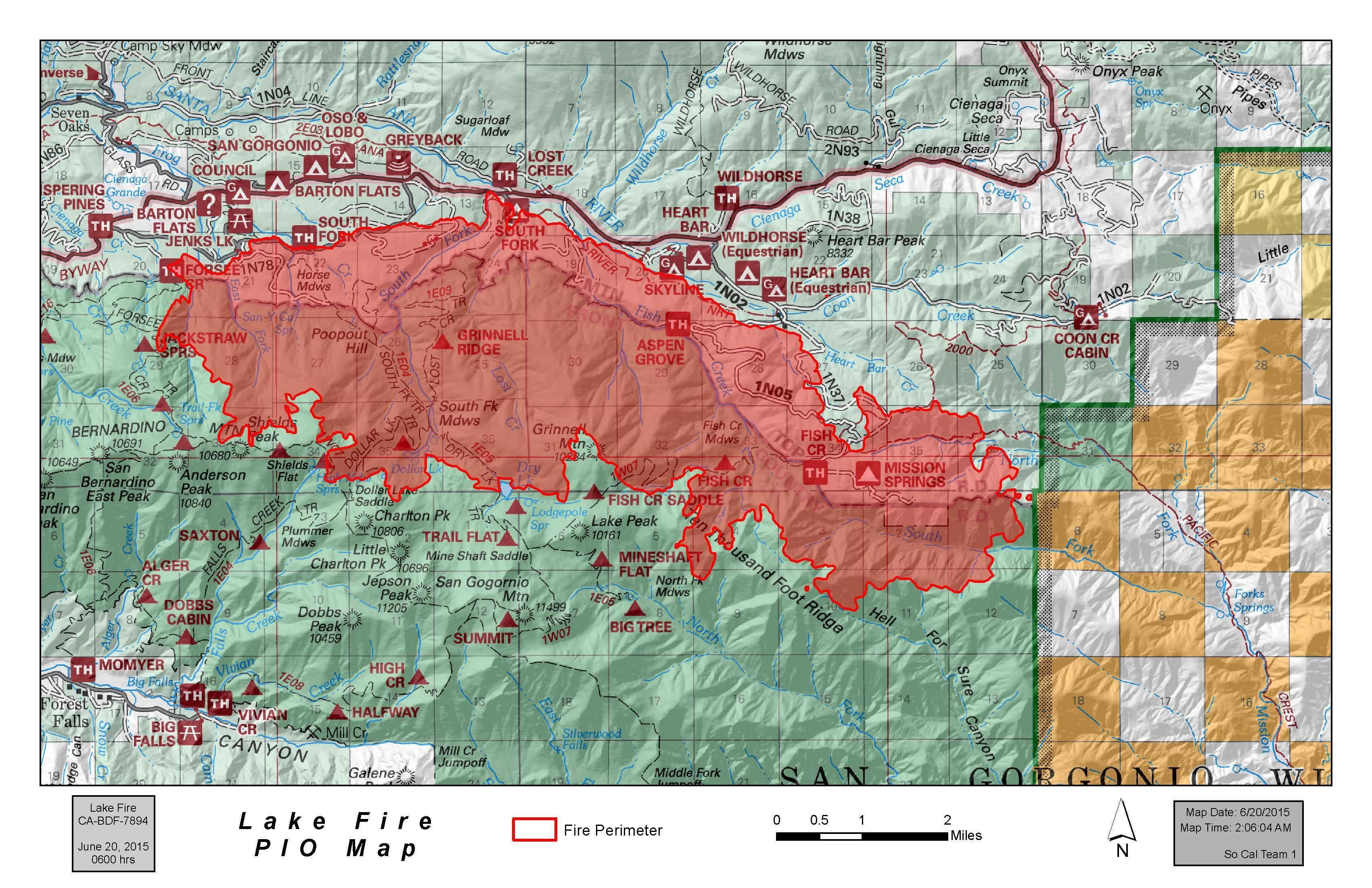 Big Bear Fire Map Socalmountains.com: Forums / FIRE DISCUSSION / Lake Fire (Big Bear